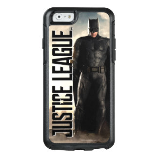 Coque OtterBox iPhone 6/6s Ligue de justice | Batman sur le champ de bataille