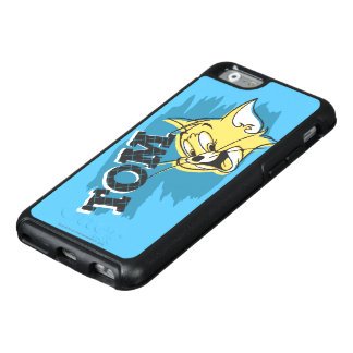 Coque OtterBox iPhone 6/6s Logo bleu et jaune de Tom