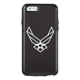 Coque OtterBox iPhone 6/6s Logo d'armée de l'air des États-Unis - Noir