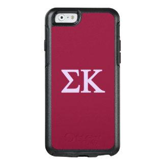 Coque OtterBox iPhone 6/6s Logo de Lil de Kappa de sigma grand