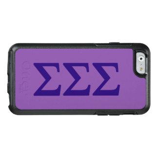 Coque OtterBox iPhone 6/6s Logo de Lil de sigma de sigma de sigma grand