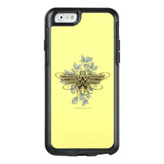 Coque OtterBox iPhone 6/6s Logo de reine des abeilles de femme de merveille