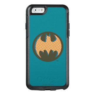 Coque OtterBox iPhone 6/6s Logo tramé rouge du symbole | de Batman