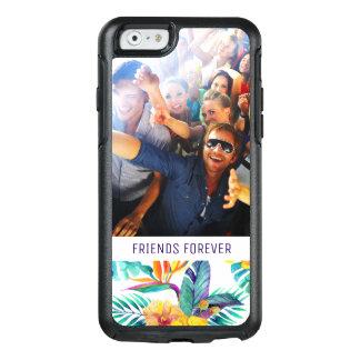 Coque OtterBox iPhone 6/6s L'oiseau du paradis et l'orchidée | ajoutent votre