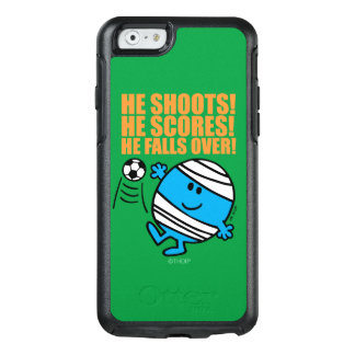 Coque OtterBox iPhone 6/6s M. Bump Playing Soccer