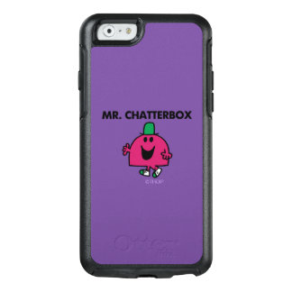 Coque OtterBox iPhone 6/6s M. Chatterbox Waving Hello