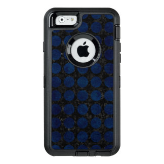 COQUE OtterBox iPhone 6/6S MARBRE CIRCLES1 NOIR ET DENIM BLEU