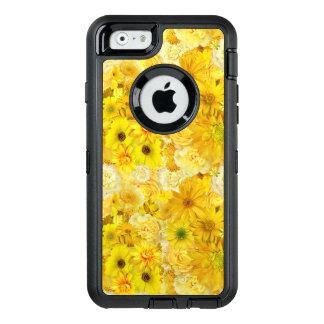 Coque OtterBox iPhone 6/6s Marguerite de Gerbera de bouquet d'amitié de rose