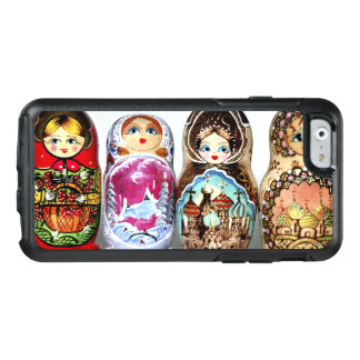 Coque OtterBox iPhone 6/6s Matryoshkas