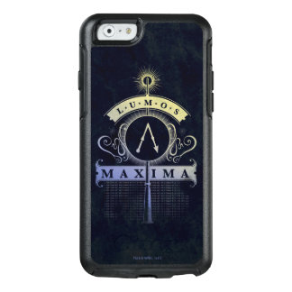 Coque OtterBox iPhone 6/6s Maximum du charme | Lumos de Harry Potter