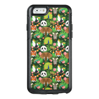 Coque OtterBox iPhone 6/6s Mélange animal tropical