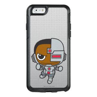 Coque OtterBox iPhone 6/6s Mini cyborg 2