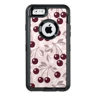 Coque OtterBox iPhone 6/6s Modelez avec les cerises 2