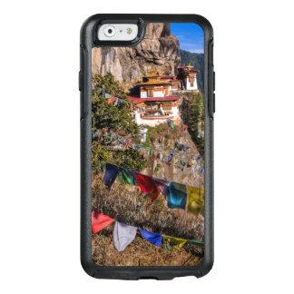 Coque OtterBox iPhone 6/6s Monastère du nid du tigre, Bhutan