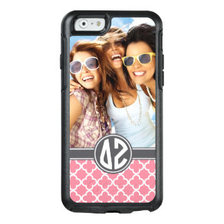 Coque OtterBox iPhone 6/6s Monogramme et photo de Zeta | de delta