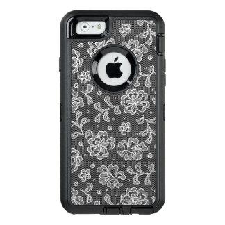 Coque OtterBox iPhone 6/6s Motif 1 de tissu de dentelle