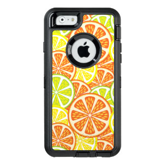 Coque OtterBox iPhone 6/6s Motif 2 d'agrume