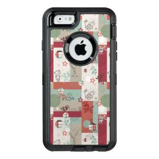 Coque OtterBox iPhone 6/6s Motif 2 d'édredon de bébé