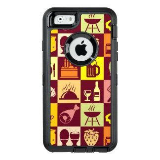 Coque OtterBox iPhone 6/6s Motif 4 de nourriture