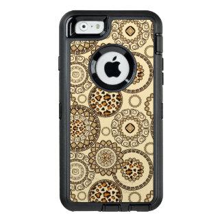 Coque OtterBox iPhone 6/6s Motif africain 3 de peau de guépard