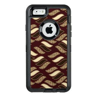 Coque OtterBox iPhone 6/6s Motif africain de peau de guépard