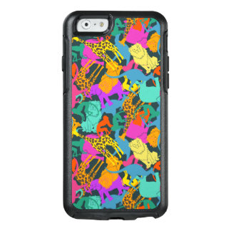 Coque OtterBox iPhone 6/6s Motif animal de silhouettes
