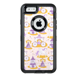 Coque OtterBox iPhone 6/6s motif avec une princesse