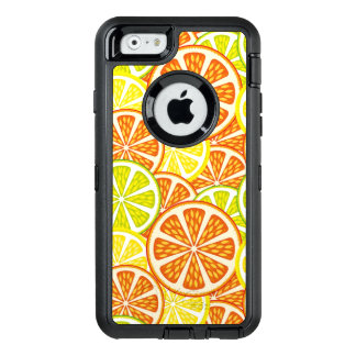 Coque OtterBox iPhone 6/6s Motif d'agrume