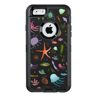 Coque OtterBox iPhone 6/6s Motif de créatures de mer