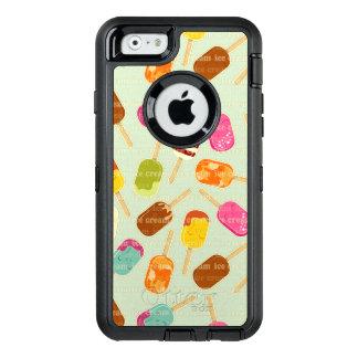 Coque OtterBox iPhone 6/6s Motif de crème glacée