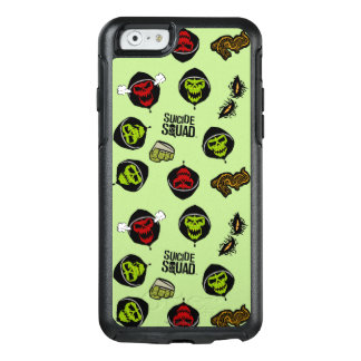 Coque OtterBox iPhone 6/6s Motif de Croc Emoji de tueur du peloton   de