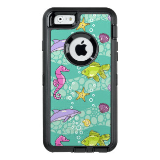 Coque OtterBox iPhone 6/6s Motif de mer d'été