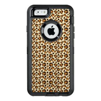 Coque OtterBox iPhone 6/6s Motif de peau de guépard
