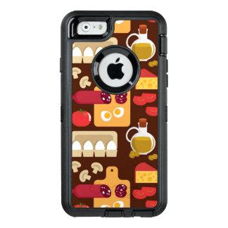 Coque OtterBox iPhone 6/6s Motif de pizza