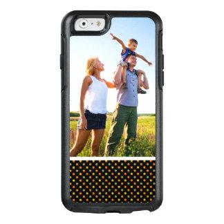 Coque OtterBox iPhone 6/6s Motif de point lumineux de polka de photo faite
