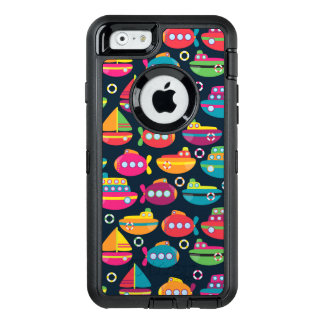 Coque OtterBox iPhone 6/6s Motif de transport d'océan