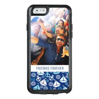 Coque OtterBox iPhone 6/6s Motif | de voiliers de bande dessinée votre photo