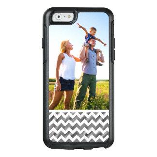 Coque OtterBox iPhone 6/6s Motif de zigzag géométrique de photo faite sur