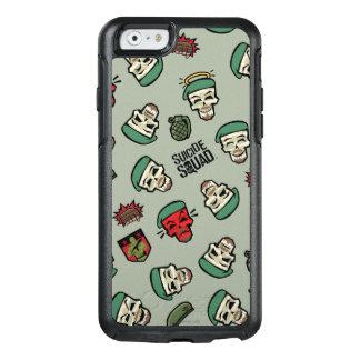 Coque OtterBox iPhone 6/6s Motif d'Emoji de drapeau du peloton   Rick de