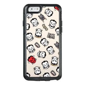 Coque OtterBox iPhone 6/6s Motif d'Emoji de noeud coulant du peloton   de