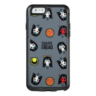 Coque OtterBox iPhone 6/6s Motif d'Emoji d'enchanteresse du peloton   de