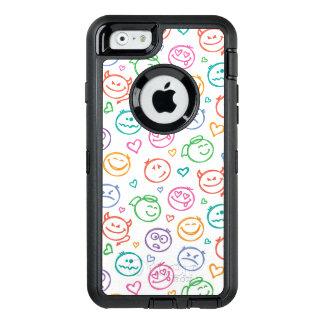Coque OtterBox iPhone 6/6s motif des sourires