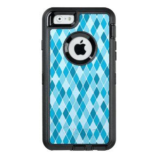 Coque OtterBox iPhone 6/6s Motif d'hiver de harlequin