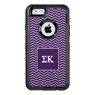 Coque OtterBox iPhone 6/6s Motif du Kappa   Chevron de sigma