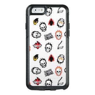 Coque OtterBox iPhone 6/6s Motif du peloton   Diablo Emoji de suicide