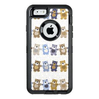 Coque OtterBox iPhone 6/6s motif d'un ours de nounours de jouet