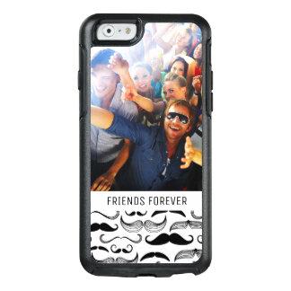 Coque OtterBox iPhone 6/6s Motif fait sur commande 2 de moustache de photo et