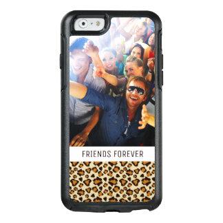 Coque OtterBox iPhone 6/6s Motif fait sur commande de peau de guépard de
