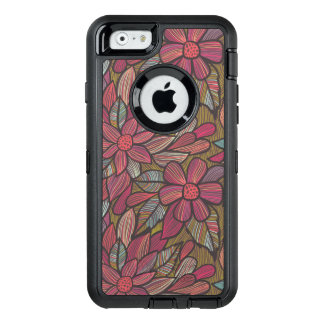 Coque OtterBox iPhone 6/6s Motif floral 4 2