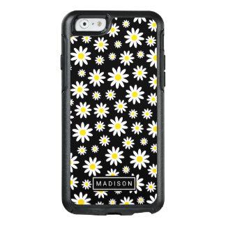 Coque OtterBox iPhone 6/6s Motif floral d'aquarelle à la mode de marguerite